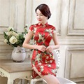 Free shipping Vestidos Dress Vintage Qipao Dress Cheongsam Oriental Dress Chinese Traditional Clothing For women