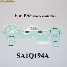 ChengHaoRan 1PCS Circuit Board PCB Ribbon for Sony playstation 3 PS3 Wireless Controller Accessory SA1Q194A Repair parts