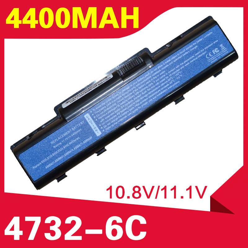 ApexWay Battery For Acer Aspire 5516 5517 5532 5732z AS09A31 AS09A41 AS09A51 AS09A56 AS09A61 AS09A70 AS09A71 AS09A73 AS09A75