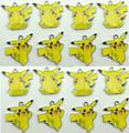 Mezclado 50 unids Pokemon Pikachu Encantos Colgantes de La Joyería Que Hace DIY Regalos de Navidad Envío Gratis
