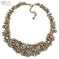 2017 z colares moda festa robusto luxo choker pingentes de metal colar declaração de jóias por atacado para as mulheres