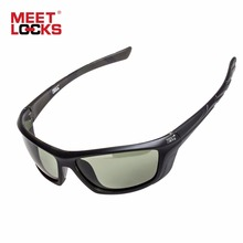 MEETLOCKS Polaroid Sports Sunglasses, PC Frame,100% UV Protection,For All Outdoor