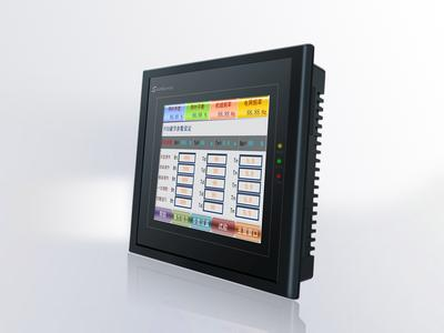 Freeship NEW Original Samkoon 4.3'' Touch Panel SK-043AE/B HMI with Program Cable & Software, 480x272, 1 COM Port: RS232/422/485