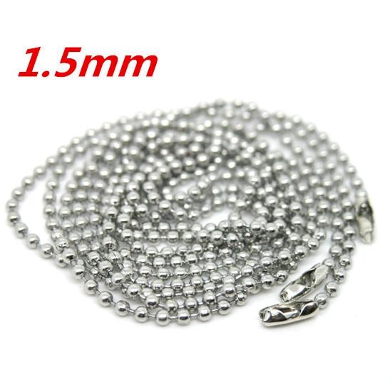 10 Strand Ball Beads Chain...