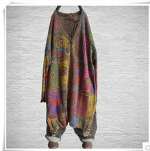 Fall 2016 new products listed, original design women's knitting cotton loose big yards of knit sweater