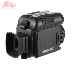 Image 2 - ZIYOUHU 5X Infrared Digital Night Vision Device Small Sized for Outdoor Viewing in the darkness Multi Function Hunting Monocular
