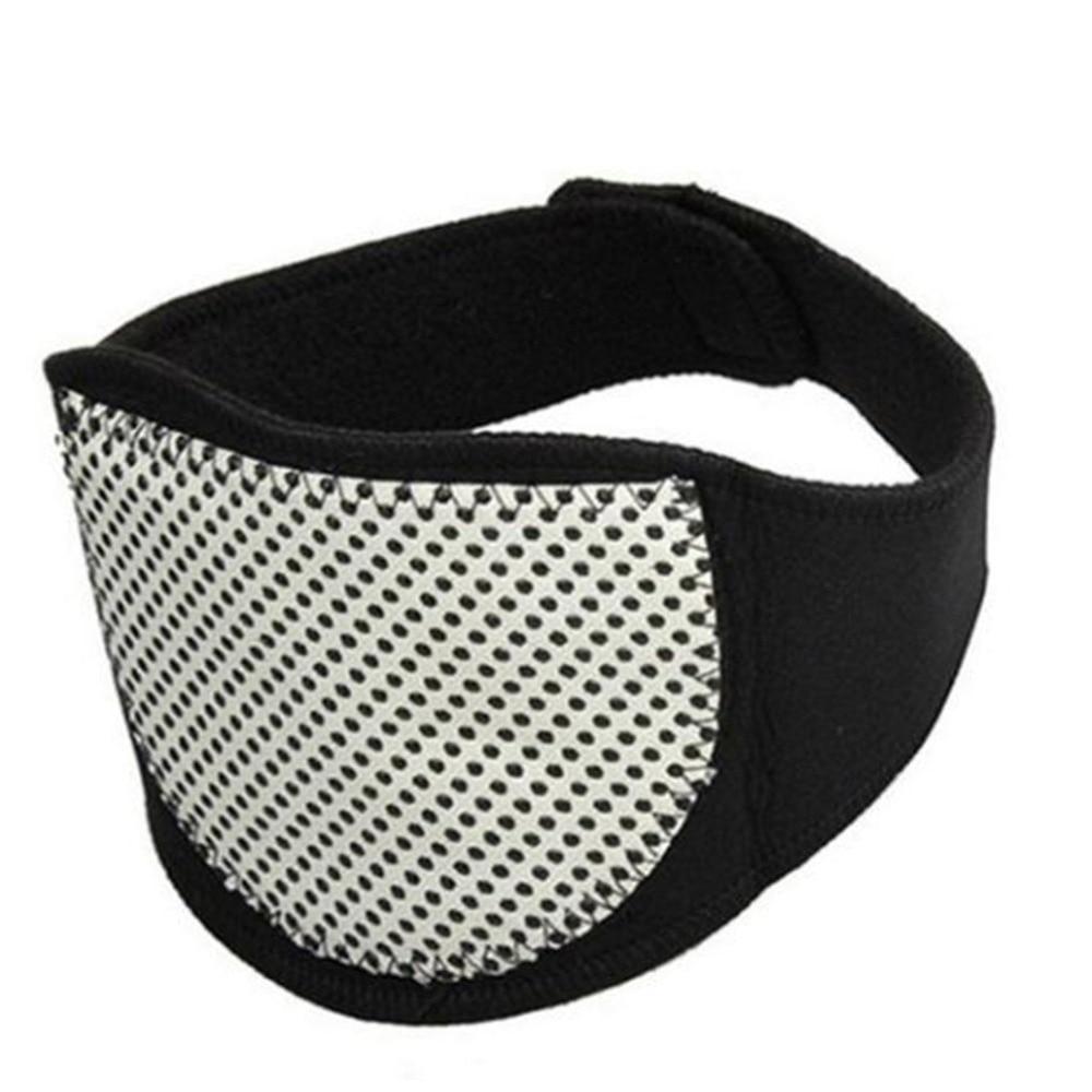 HTB1uTFzazLuK1Rjy0Fhq6xpdFXaQ - Neck Belt Tourmaline Self Heating Magnetic Therapy Neck Wrap Belt