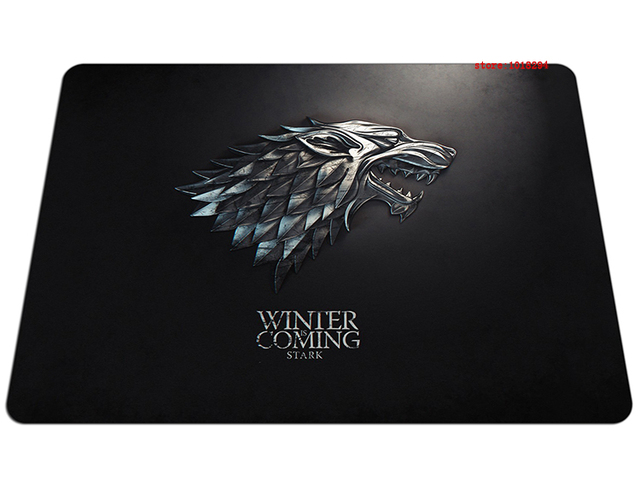 Winter is Coming Game of Thrones Mousepad