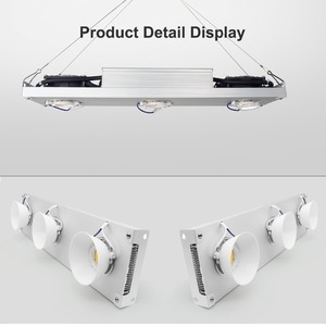 Dimmable CREE CXB3590 300W 400