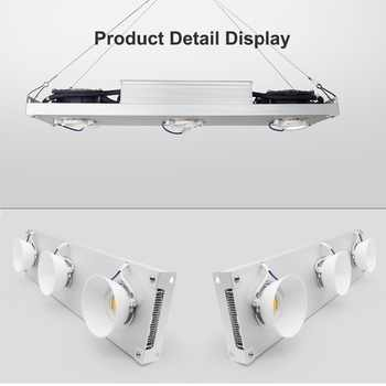 Dimmable CREE CXB3590 300W COB LED Grow Light Full Spectrum Vero29 Citizen LED Growing Lamp  Indoor Plant Growth Lighting - DISCOUNT ITEM  22% OFF All Category