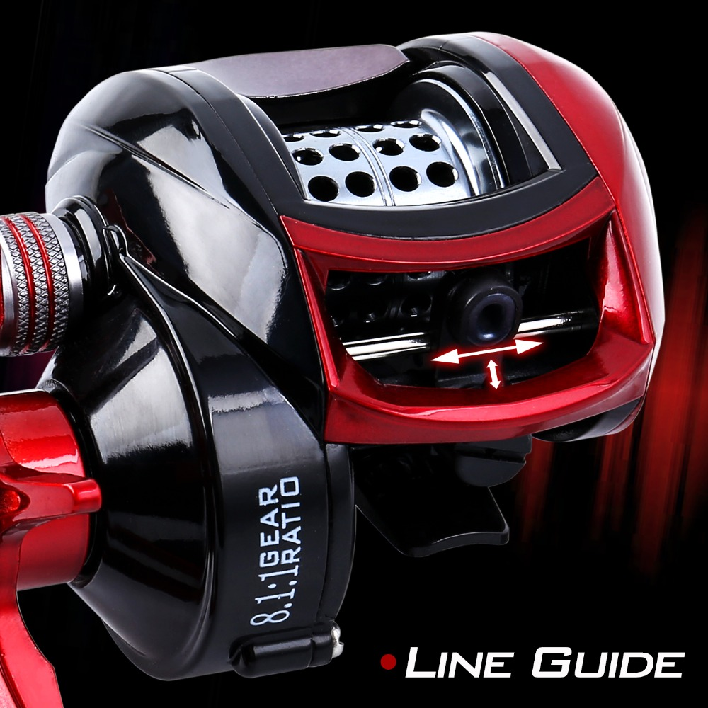 Fishing Reel Left/Right Coil 5