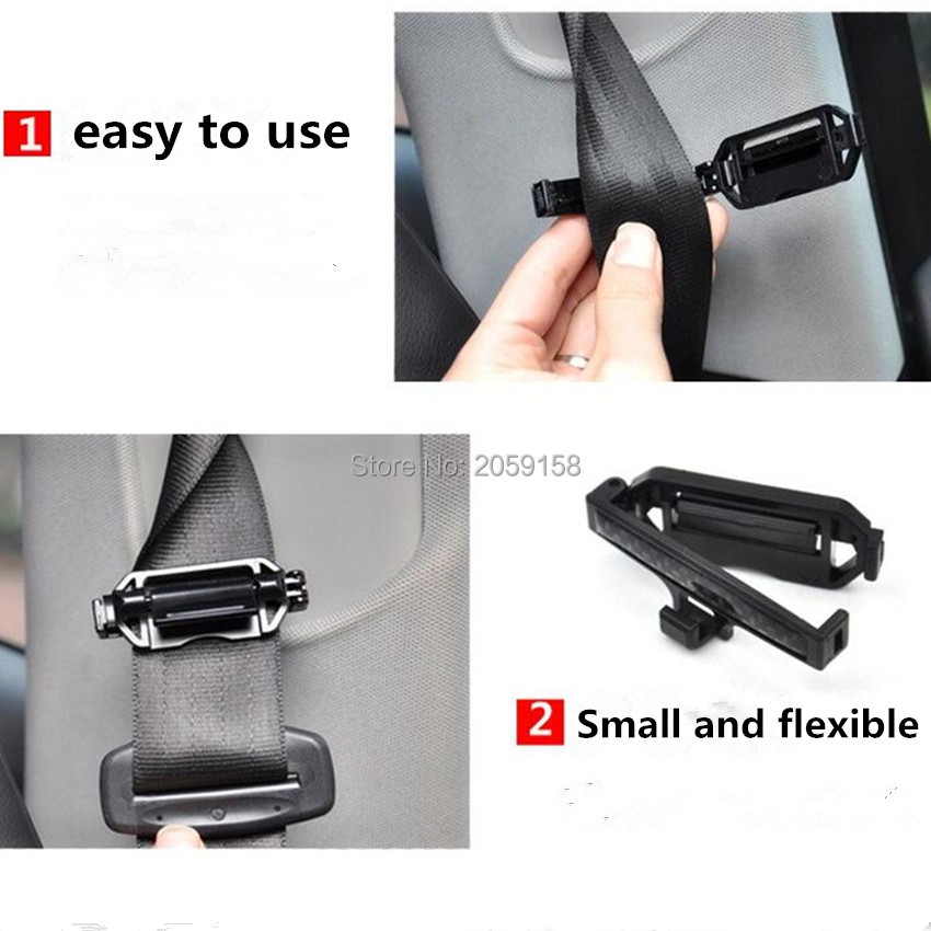 2pcs/lot Car Safety Seat Belt Buckle Clip Fastener For Kicks Audi A3 Jeep Compass New Fiesta Fiat Ford Ka Peugeot Ford Focus With Traditional Methods