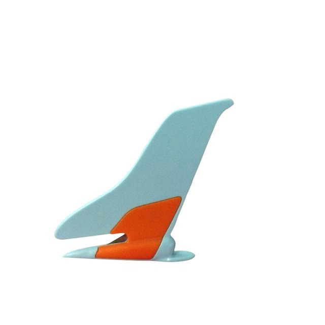 50 pcs de plástico útil sharp correio envelope abridor de carta forma boatt kniffe mini segurança guardado lâmina do cortador de papel da lona