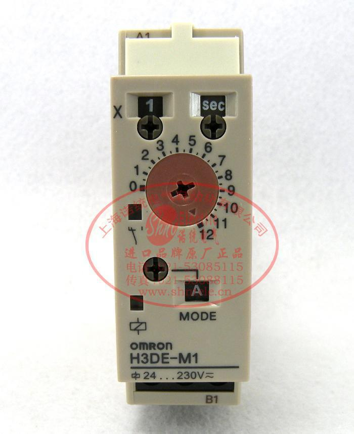 Free Shipping 1pcs/lot Original   time relay H3DE-M1 alternatives available H3DE-M2 free shipping 1pcs lot the original japanese level relay 61f g4n