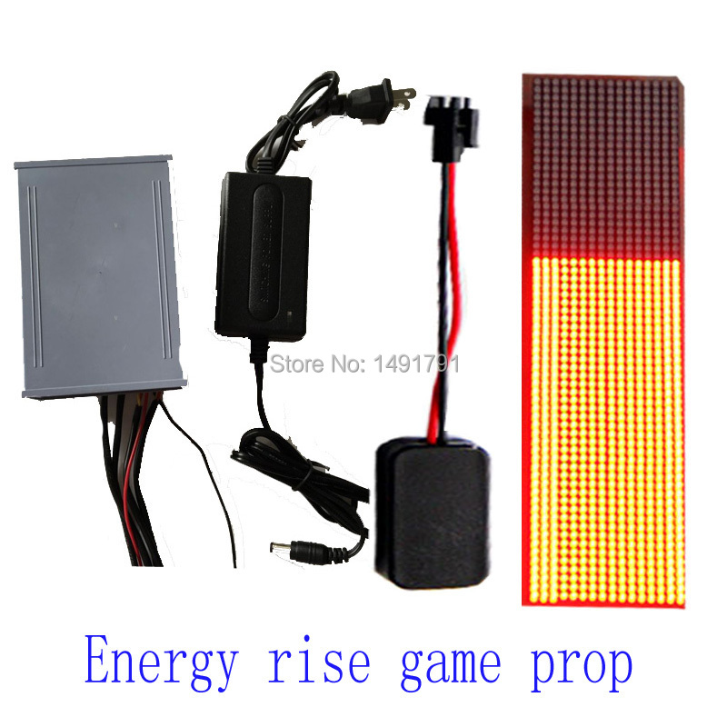 Real Life Room Escape Games Prop Energy Rise Game For Real Life Room Escape Game Energy Block Energy Rising To Open Lock