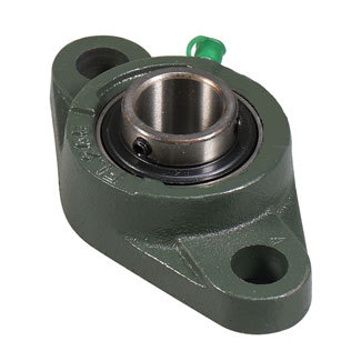 Gcr 15 UCFL204 (d=20mm) Mounted and Inserts Bearings with Housing Pillow Blocks