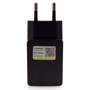 Image 5 - NEW Liitokala Lii S2 18650 Battery Charger 1.2V 3.7V 3.2V AA/AAA 26650 21700 NiMH li ion battery Smart Charger+ 5V 2A plug