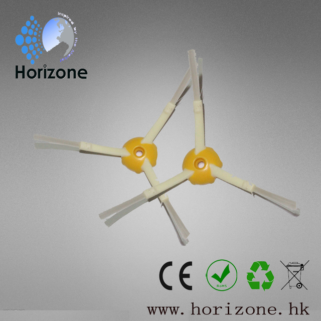 3pcs 3 Arms Side Brush for iRobot Roomba 500 560 760 770 780  Series Vacuum Cleaner 3 Arms Side Brush