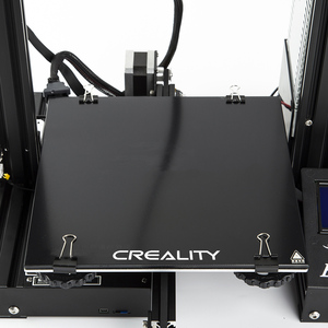 Image 2 - Creality 3D Ender 3 3D Printer Glass Ultrabase Heated Bed Build Surface Glass Plate 235x235mm for Ender 3/Ender 3 Pro Hot Bed