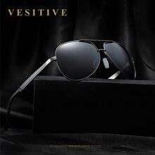 HD Óculos De Sol Dos Homens Polarizados Óculos de Sol Masculinos de Grandes Dimensões Óculos De Condução óculos Shades Oculos de sol Masculino com acessórios