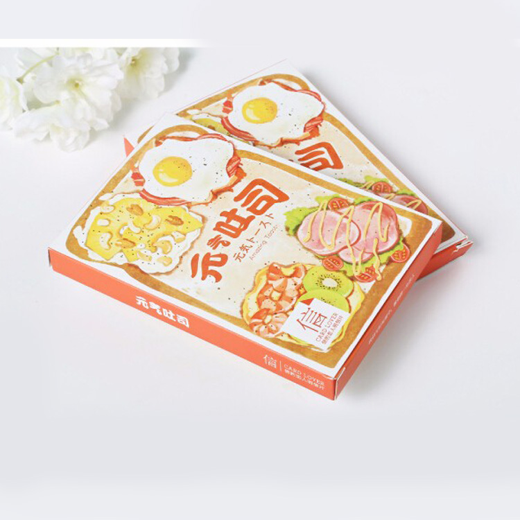 30 pcs/pack Amazing Toast Greeting Card Postcard Birthday Gift Card Set Message Card Letter Envelope Gift Card ariete toast