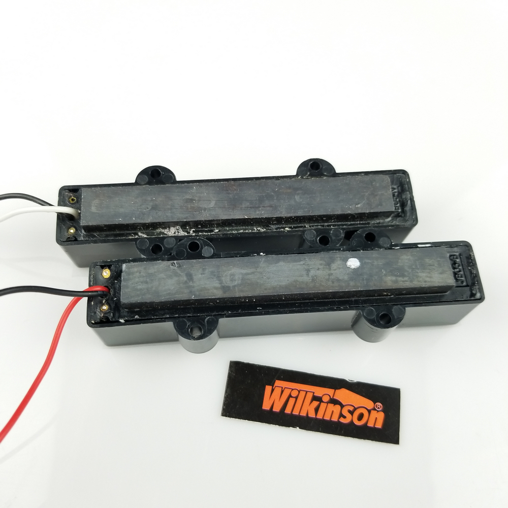 Wilkinson Lic Vintage 5 Strings Jb Electric Bass Pickups Five Aliexpresscom Buy Free Shipping Chrome Covered Jazz Mwbj5n Mwbj5b In Guitar Parts Accessories From Sports
