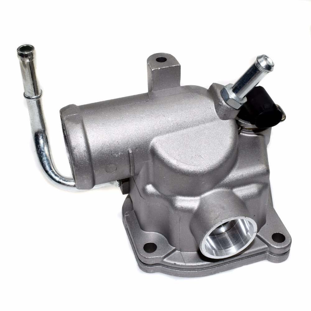 Isance Engine Coolant Thermostat 6122000015 6122030275 242987355 Peugeot Th36287 For Mercedes Benz M Class W163 Ml 270 Cdi 1999 2005 In Thermostats Parts From