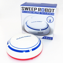 USB mini rechargebale Sweep Robot USB Vacuum Cleaner Automatic Floor Cleaning machine PC Dust Collector Sweeper home office car