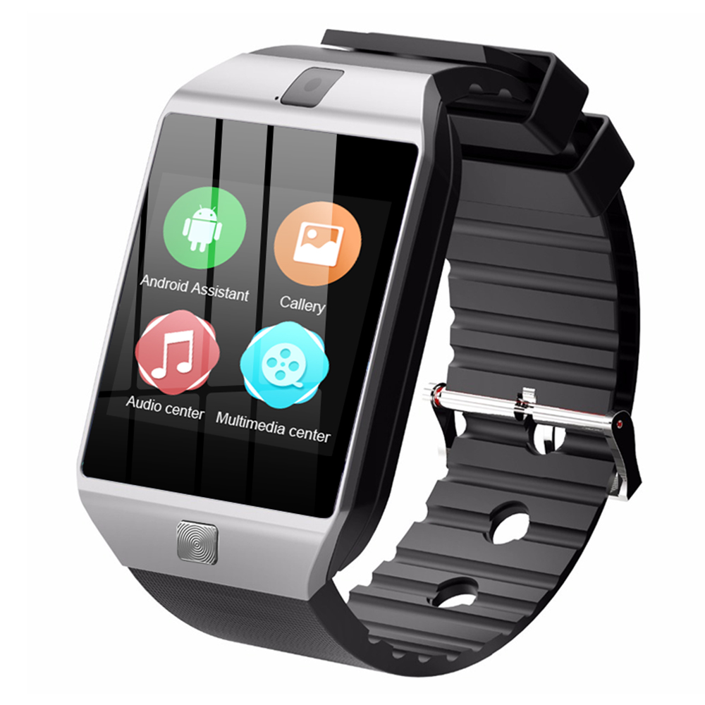 TORNTISC QW09 Unisex 3G Smart Watch For Android Phone With WIFI Real-Pedometer And Calling Benefit 9