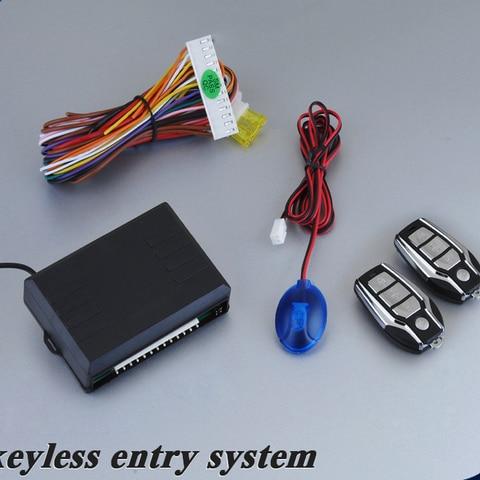 Remote Control Keyless Entry Car Alarm Security  System Pakistan