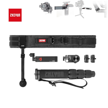 Zhiyun WEEBILL LAB Creator Accessories Kit,Include Servo Zoom/Focus Controller(Max),Quick Setup Kit,Camera Belt etc.