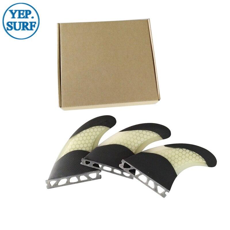 Quilhas Surf Future G5/G7 Fin Honeycomb Fibreglass Board