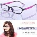 Óculos Mulheres Óculos de Armação Sem Aro Completo Eyewear Óptica Mulheres Super Leve Armações de Óculos Quadros de Óculos Mulheres Óculos