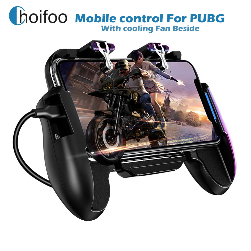 For PUBG Mobile Game Controller Gamepad , Mobile