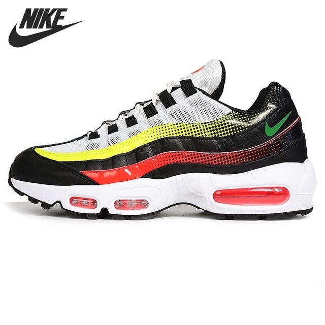 Original New Arrival NIKE AIR MAX 95 SE Men's Running Shoes Sneakers Men's Fashion