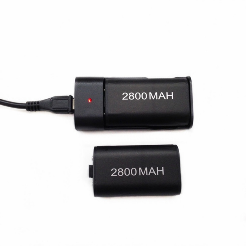 Charging Battery Station Dock 2 x 2800mAh Rechargeable Batteries Pack USB Charger Cable for Xbox One Wireless ControllerCharging Battery Station Dock 2 x 2800mAh Rechargeable Batteries Pack USB Charger Cable for Xbox One Wireless Controller