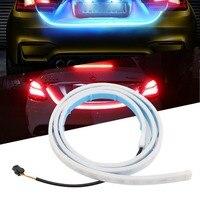 45 Strip Tail Light Bar Car Running Brake Reverse Turn Signal Lamp Dynamic Streamer For Ford