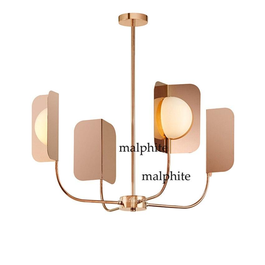 LED Modern Chandeliers Art Deco Ceiling Living Room Bedroom Home Aisle De Industrial Lighting Fixture Indoor Lamp Hanging Lights|Chandeliers|   - title=