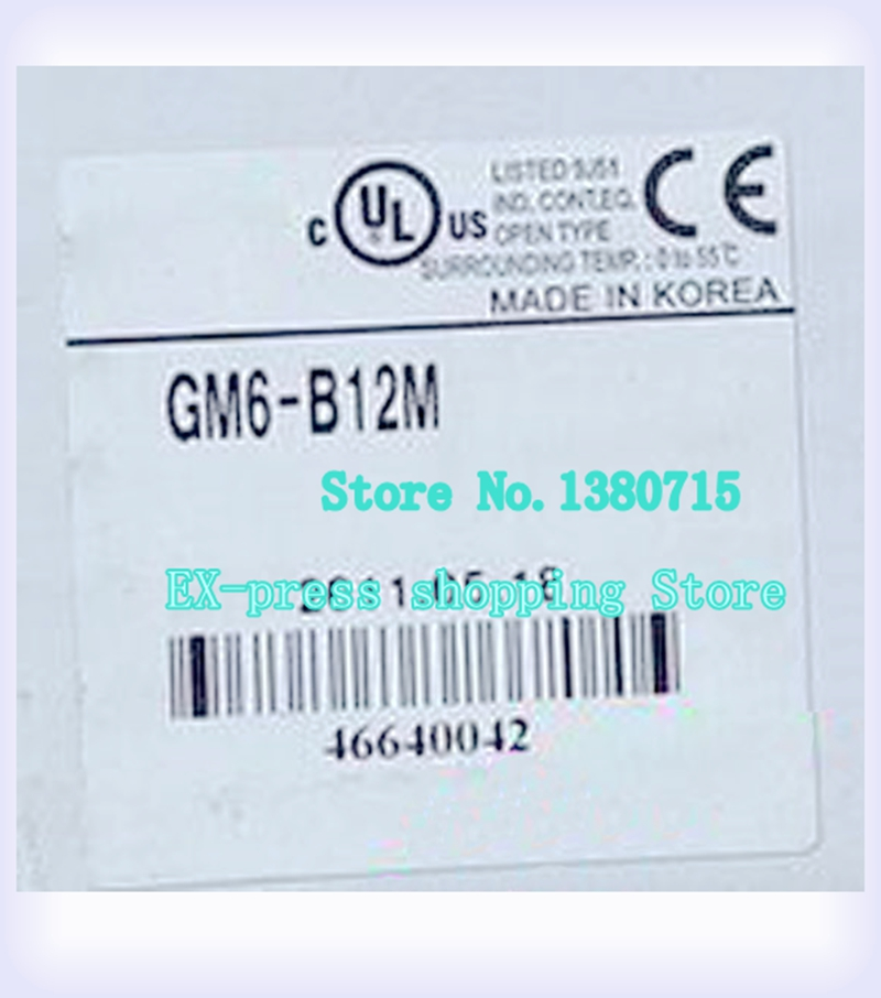 GM6-B12M Power substrate K200S brand new недорго, оригинальная цена