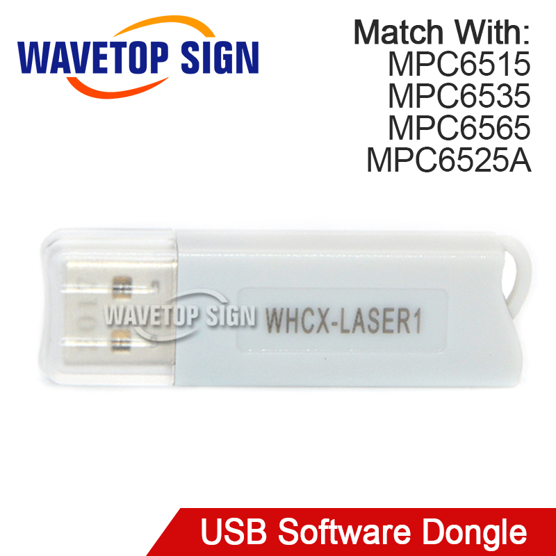 leetro usb dongle laser controller MPC6535 MPC6565 MPC6515 USB white software Dongle usb dongle laser cutter and laser engraving leetro mpc6515 laser controller board for sale mpc6515c controller system