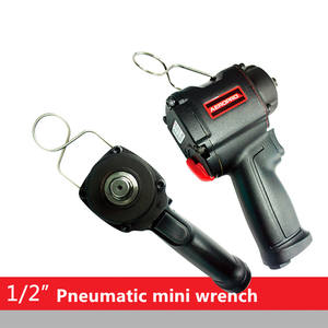 "7426 Mini 1/2 ""Air Impact Wrench Sockets Work Setting 8000 rpm for Car"
