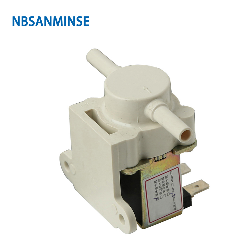 NBSANMINS SMPDJ 20 Water solenoid valve  normally closed inlet diameter DN6 dispensers, coffee machines, dishwashers