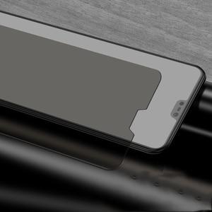 Image 5 - EXUNTON 9H זכוכית עבור Huawei נובה 3 3i 3E בתוספת לייט Nova3 Nova3i Nova3E Anti spy פרטיות מזג זכוכית מסך מגן סרט חדש