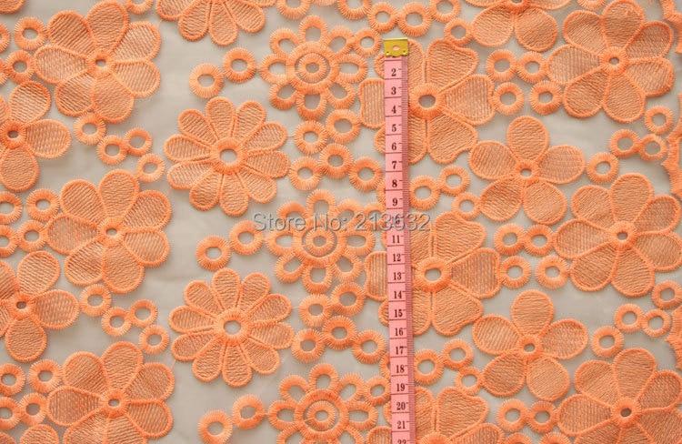 Обработка ткани вышивка
