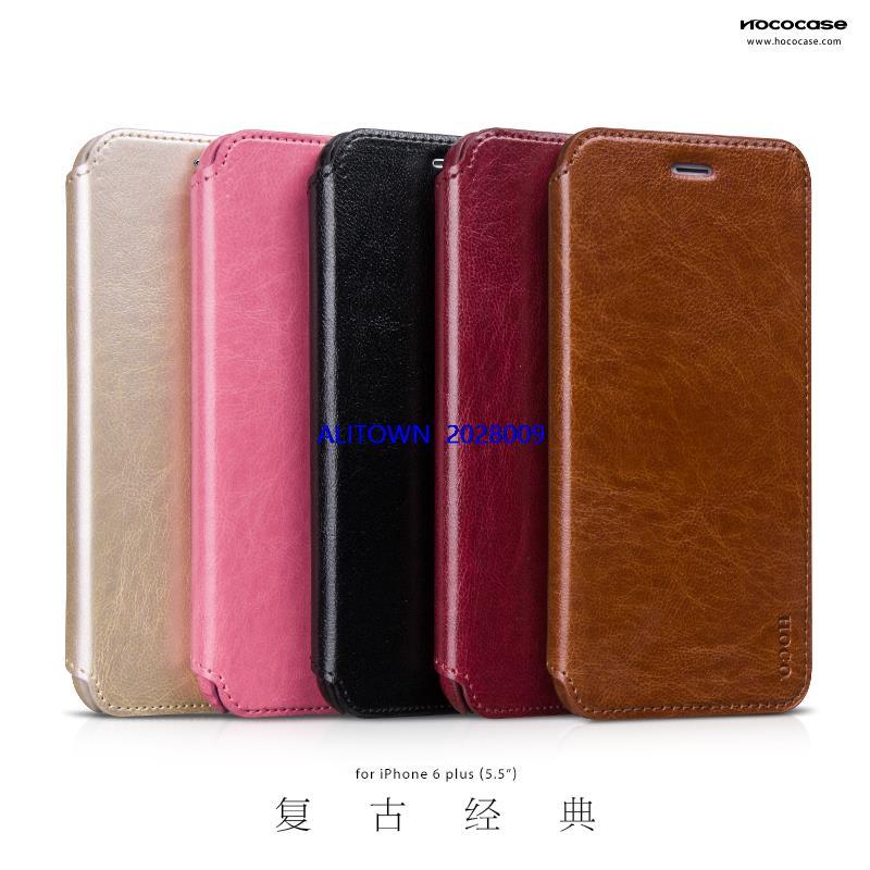 Original Genuine HOCO Case For font b iPhone b font 6 plus 5 5 inch Retro