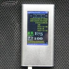 LEWEI кабельный тестер для iPhone X XS XR 8 7 6s 6 ЖК-дисплей экран защитный кабель идентификатор ID код читателя матч IOS10 11 12 системы