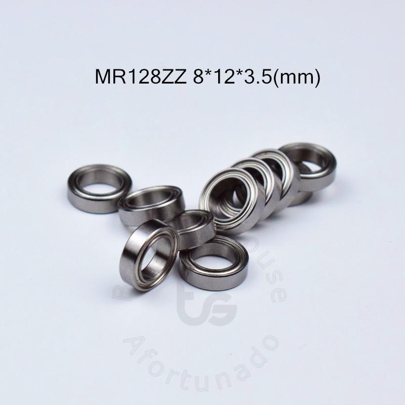 MR128ZZ 8*12*3.5(mm) 10pieces free shipping bearing ABEC-5 Metal Sealed Miniature Mini Bearing MR128 ZZ chrome steel bearingMR128ZZ 8*12*3.5(mm) 10pieces free shipping bearing ABEC-5 Metal Sealed Miniature Mini Bearing MR128 ZZ chrome steel bearing