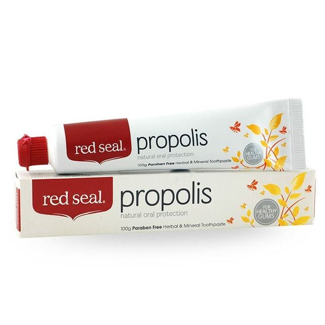 NewZealand Propolis Toothpaste 2PCS antiseptic Protect mouth gums from ulcers & infections, reduce cavities, gingivitis, decay