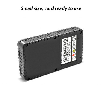 Vehicle GPS Tracker Internet Connecyed Car GPS Locator 13.1*7.1*2cm Under 2 Inches SOS Emergency Assistance For Europe Auto GPS
