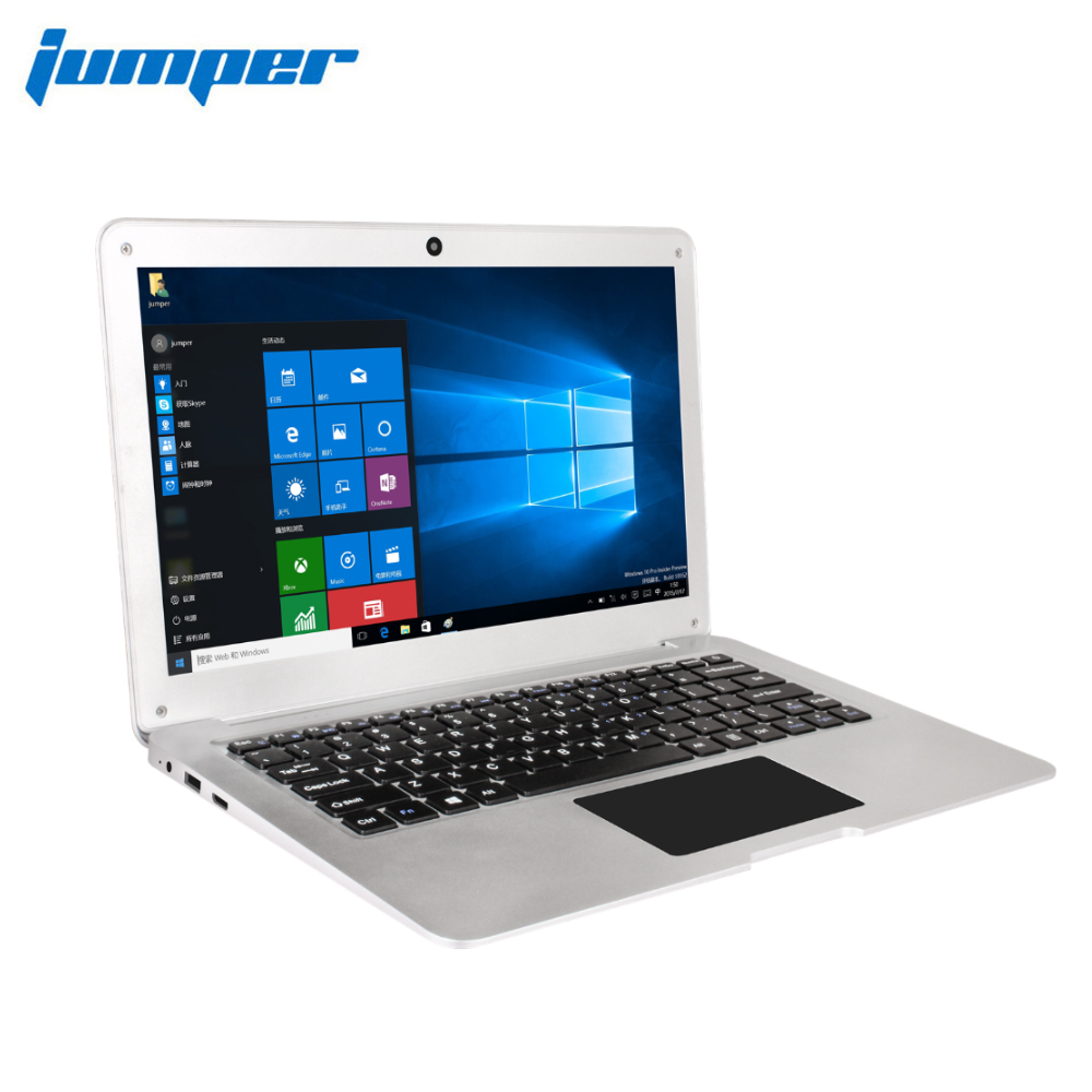 Jumper EZbook 2se 12 inch laptop Intel Cherry Taril Z8350 HD Graphics ultrabook 2GB DDR3L 64GB eMMC Windows 10 computer 10000mAh